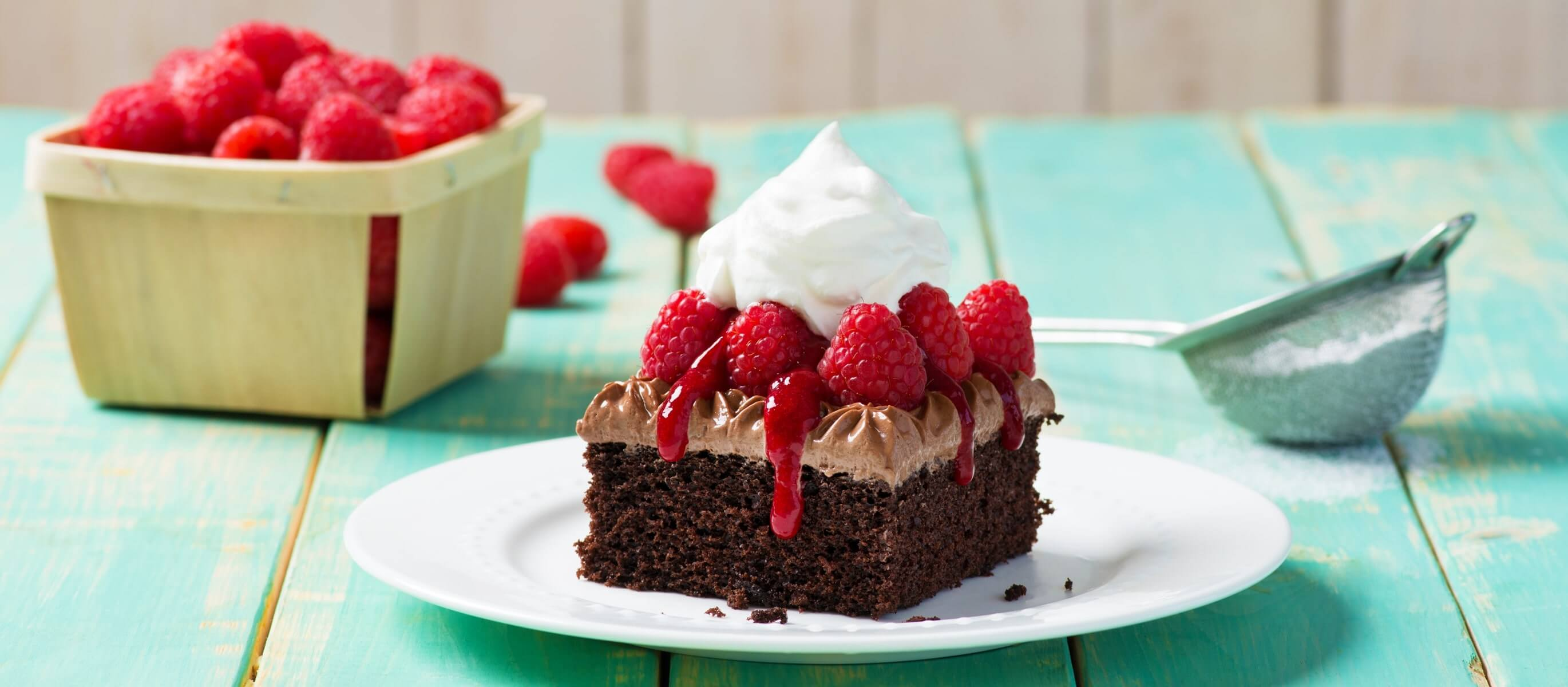 Deep'n Delicious® Chocolate Cake