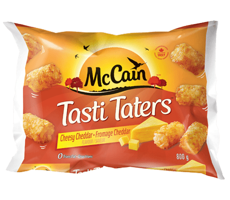 Tasti Taters® Cheesy Cheddar Product Image