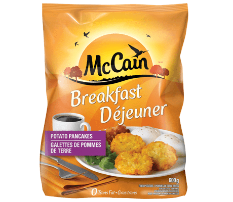 Breakfast Product Pack